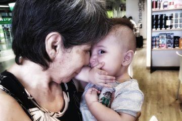 apapacho de abuela